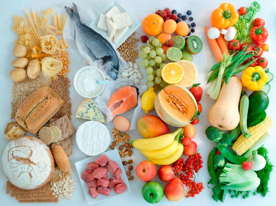 правильное питание для похудения в 50 лет
