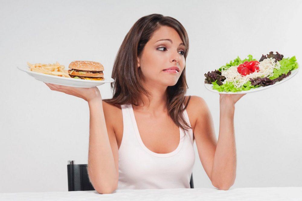 Правильное питание для похудения для мужчин с тренировками