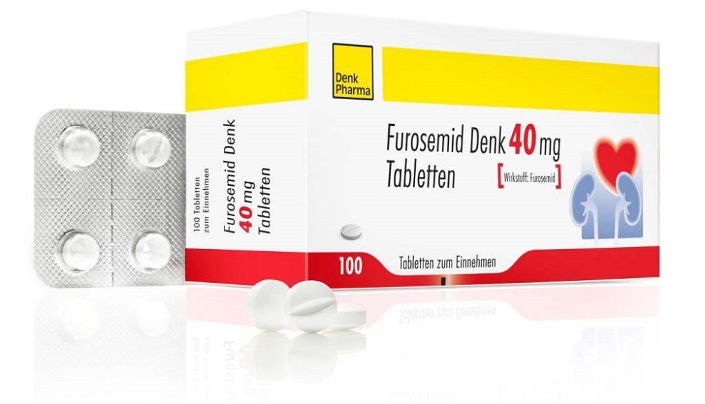Упаковка Фуросемида