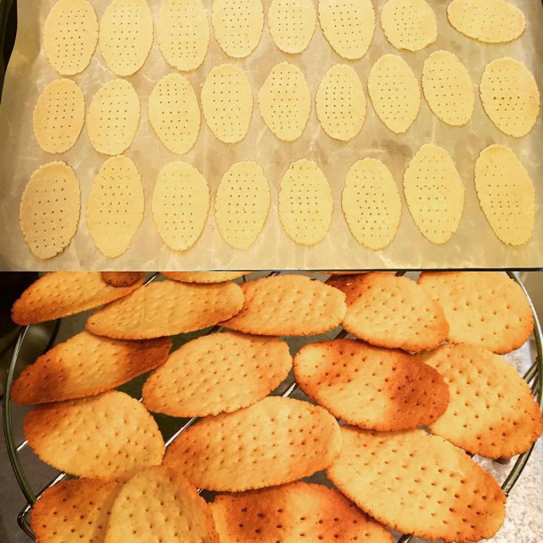 Нежное и ароматное печенье «а-ля Юбилейное» по Дюкану