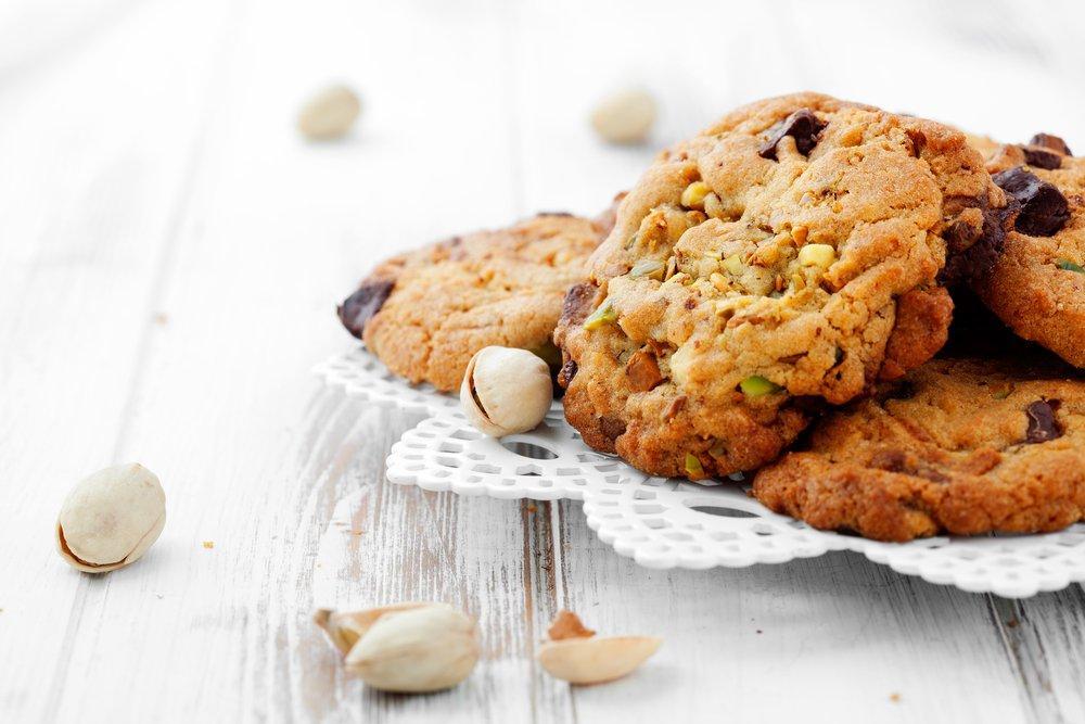 Низкокалорийное и аппетитное печенье по Дюкану