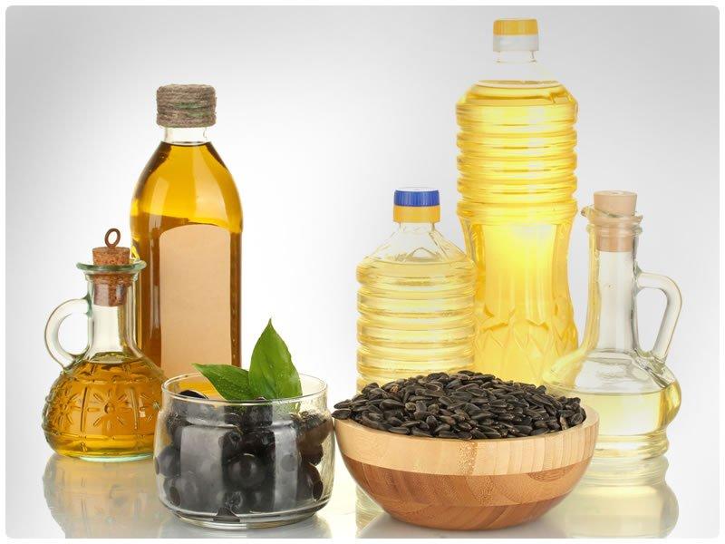 растительные масла